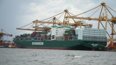 Las exportaciones registraron una caída del 11,9% en octubre: Dane