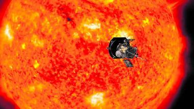 Simulación de la sonda Parker de la NASA en una jornada de investigación de la atmósfera solar.