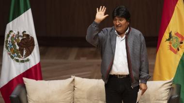 Evo Morales nombrado jefe de campaña de su partido para próximas elecciones