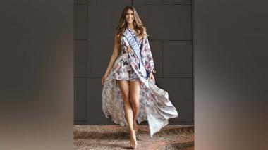 ¿Será Gabriela Tafur la nueva  Miss Universo?