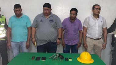 La llamada que frustró un fleteo de $100 millones en el norte de Barranquilla
