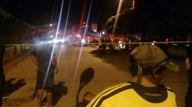 Nuevo atentado con granada en el sur de Córdoba deja cinco personas heridas