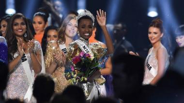 Cinco datos importantes de la nueva Miss Universo