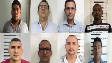 Envían a la cárcel a señalados responsables del secuestro de 'Fito' Acosta