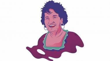 Una mujer que maravilla, los 100 años de Esthercita