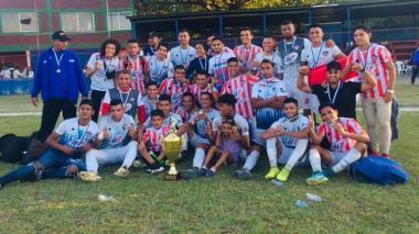 El Junior de Managua sí pudo salir campeón