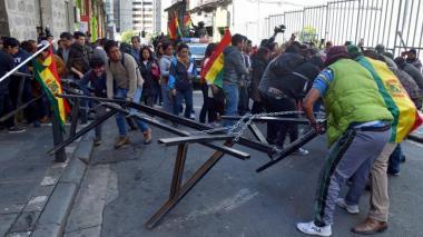 CIDH pide una investigación internacional sobre la violencia durante crisis en Bolivia