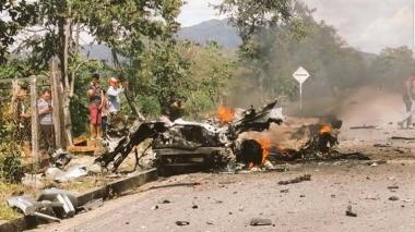 Ejército asegura que el ELN busca llamar la atención con ataques terroristas