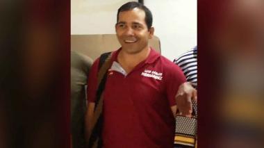 Luis Carlos Hernández Santiago, líder asesinado.