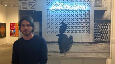 El laboratorio de Juan S. Fernández en Context Art