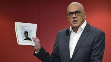 El ministro de Comunicación de Venezuela, Jorge Rodríguez.