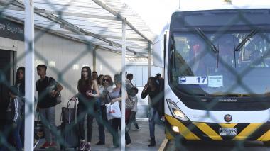 Habilitan acceso directo para viajeros en el Cortissoz
