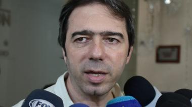 """""""La intención con Amaranto Perea es que haga parte del cuerpo técnico"""": Antonio Char"""