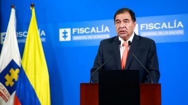 Fabio Espitia, fiscal encargado.