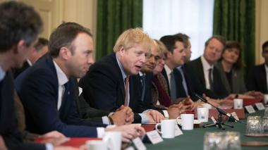 Johnson busca poner a la UE contra las cuerdas en la próxima fase del Brexit