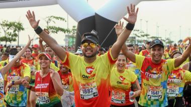 La ciudad se prepara para la Maratón de Barranquilla 2020
