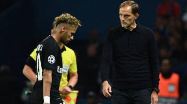 Neymar no se desplaza a Le Mans para jugar la Copa de la Liga
