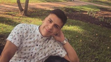 Dilan Cruz, joven que murió tras ser herido por un miembro del Esmad durante las protestas en Bogotá.
