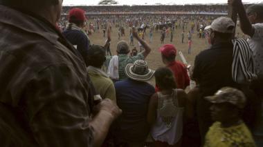 'Arde la tierra', mejor documental en La Habana