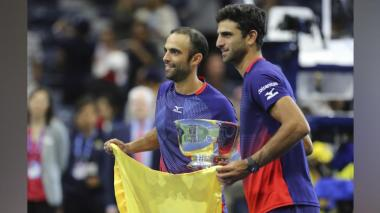 Cabal y Farah, Campeones Mundiales de la ITF en dobles masculinos