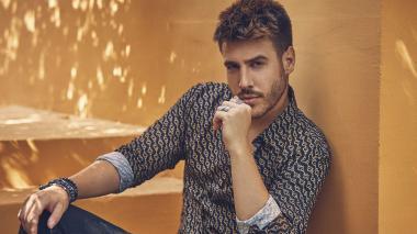 Antonio José, artista español que promociona su música en Latinoamérica.