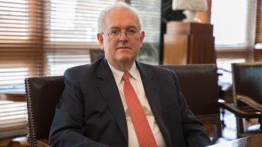José Antonio Ocampo, codirector del Banco de la República.