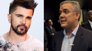 """""""Le pido con amor que escuche a los jóvenes"""": Juanes al presidente Duque"""