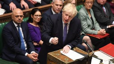 El Brexit de Boris Johnson logra su primera gran victoria en el Parlamento
