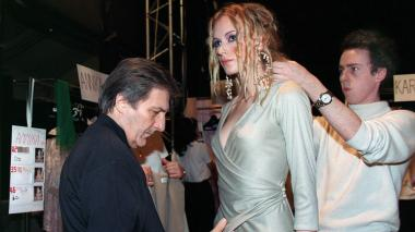 Diseñador de moda Emanuel Ungaro fallece en París a los 86 años