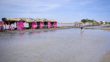 En video | Caseteros piden intervención de playas en Puerto Mocho