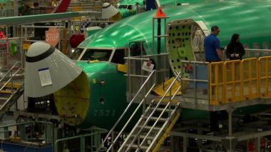 Boeing nombra nuevo director ejecutivo para restaurar su imagen