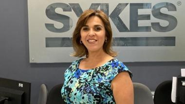 Wendy Quesada, directora operaciones Sykes en Colombia y Brasil.