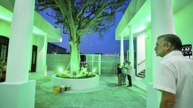 Ultiman detalles para inauguración de la Gran Plaza de la Paz