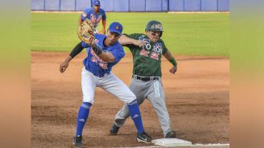 Toros se llevó al serie que disputó ante Caimanes en el estadio Édgar Rentería.