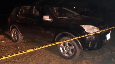 """""""A la camioneta de pareja bogotana le habían puesto placa venezolana"""": Policía de La Guajira"""