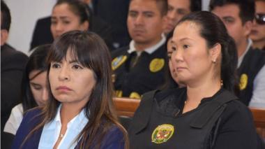 Tribunal evalúa prisión contra Keiko Fujimori por caso Odebrecht en Perú
