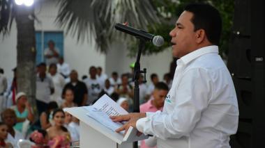 Se posesiona alcalde de Puerto Colombia