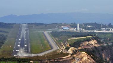 Cae avioneta cerca del Aeropuerto Palonegro de Bucaramanga: tres muertos