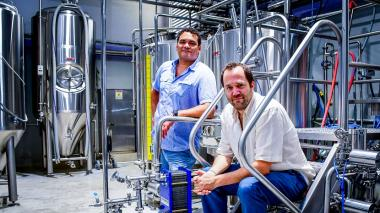 Tresquince, industria barranquillera para hacer cultura cervecera