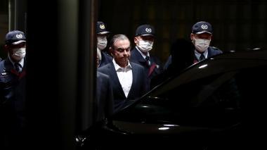 Exmagnate Carlos Ghosn se escapa al Líbano desde Japón