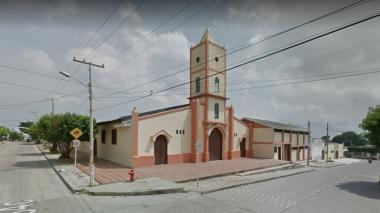Hombres intimidan y roban en la casa cural de la parroquia Nuestra Señora de Fátima