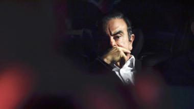 Carlos Ghosn, exdirectivo de Renault-Nissan.