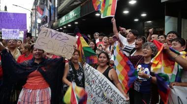 Bolivia anuncia nuevas elecciones presidenciales el 3 de mayo