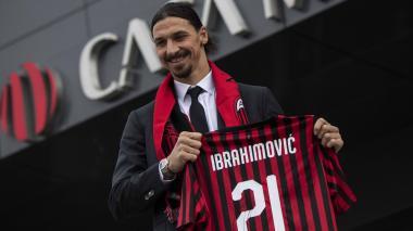 """""""No vine como mascota"""": Ibrahimovic"""