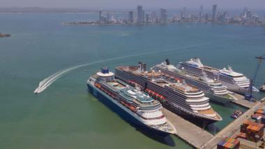 Puertos de la Costa esperan recibir 250 cruceros este año