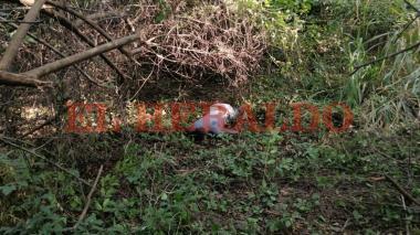 Hallan cadáver descompuesto en Galapa