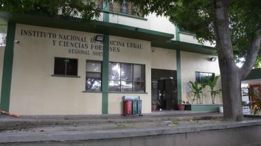 El cuerpo de Joel De Jesús Caballero Villarreal se encuentra en Medicina Legal.