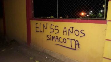 Alerta por presencia del ELN en Villanueva, La Guajira