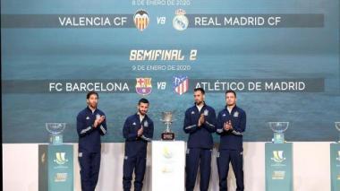 La Supercopa de España estrena formato en Arabia en medio de la polémica