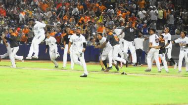 Gigantes es finalista del béisbol colombiano